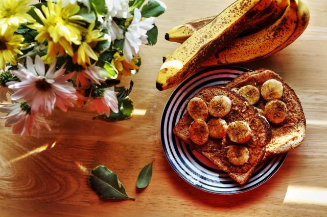 Fully Loaded Banana Toast | krussellyyc blog